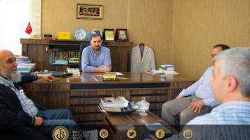 İGİAD Yönetiminden Vakfımıza Ziyaret (1)