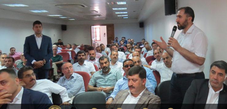 İstanbul ve Diyarbakır STK'larından Önemli Bir Dayanışma