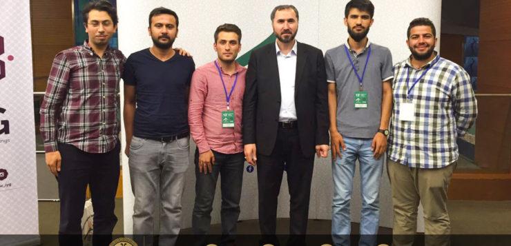 İslam Dünyasının Gençleri Ankara'da Bir Araya Geldi