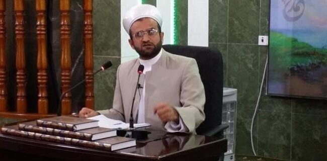 Dr. Hişyar İsmail için Taziye Mesajı