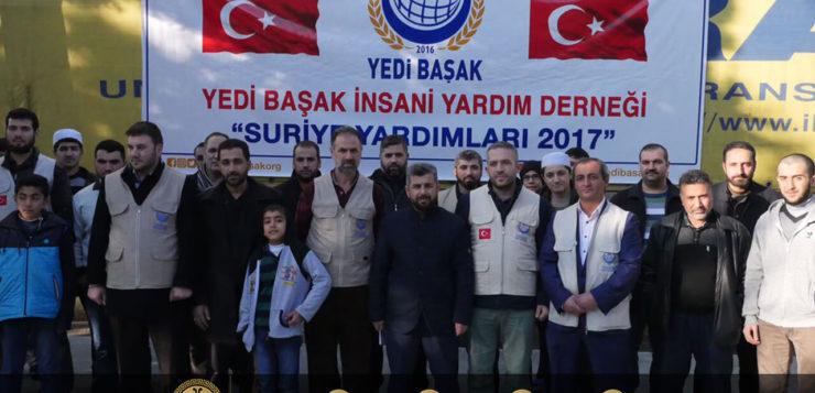 Diyarbakır'dan Suriye'ye Yardım