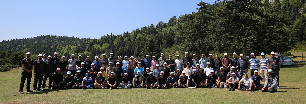 Davet Öncüleri Doğa Kampı