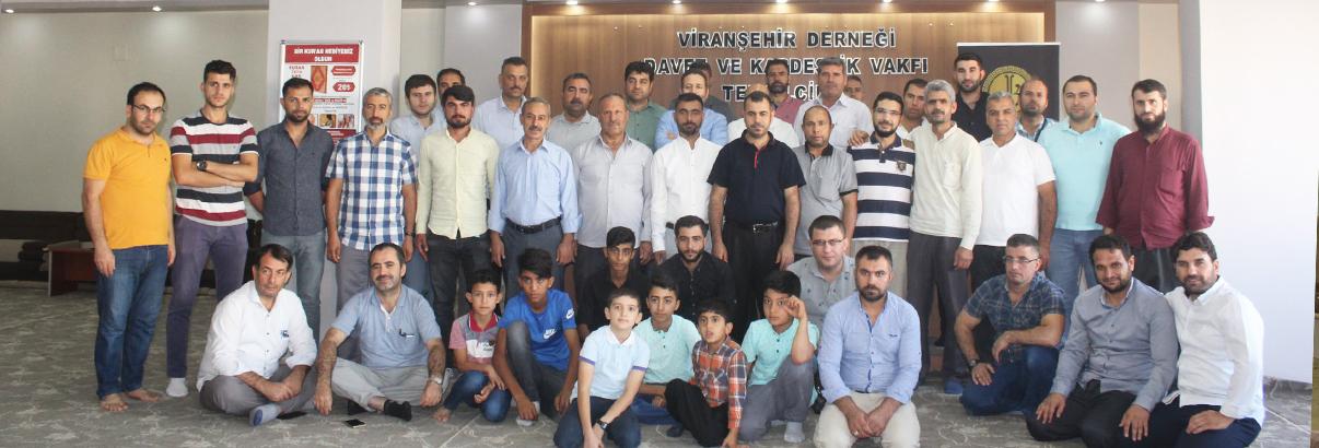 Vakıf Temsilciliklerimiz Mardin'de Buluştu