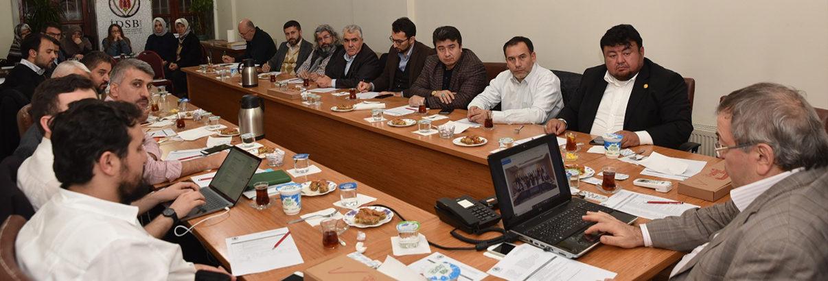 Genişletilmiş Sekretarya Toplantısı
